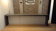 Industrial Furniture, Entryway Tables, Commercial, Shelves, Home Decor, Shelving, Homemade Home Decor, Shelf, Open Shelving