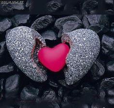 Corazón de piedra...