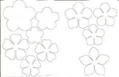 Janela do Sóton: Flores de cetim com Pap
