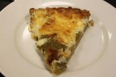 hatch green chile quiche by janell
