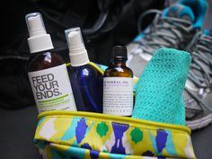 Top 3 Green Beauty Essentials for the Gym