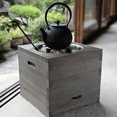 Door-z.com | Rakuten Global Market: Masuda ya Tung box hibachi set 9585-S