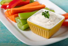 Quick 'n' Easy Cheese Dip - Kidney-Friendly Recipes - DaVita Low Potassium Recipes, Low Sodium Recipes, Kidney Recipes, Diabetic Recipes, Diet Recipes, Yogurt Health Benefits, Renal Diet, Dialysis Diet, Kidney Dialysis