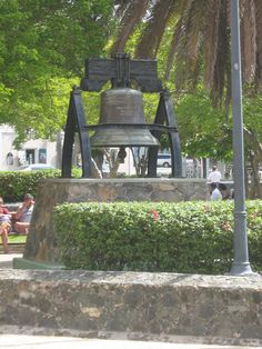 emancipation day, virgin islands, pictures | There's a lovely Liberty Bell in Emancipation Garden Park, great for ...