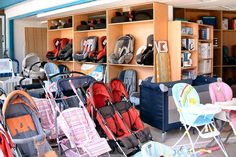 The No 1 Hire and Rental Shop in Protaras Cyprus for Childrens Equipment and for Mobility Equipment. From Baby Baths, Pushchairs, Cots and more to Mobility Scooters, Wheelchairs and lots more...