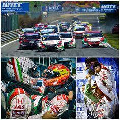Castrol Honda WTCC on
