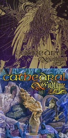 """""""Endtyme"""" is the sixth full-length album by British doom metal band Cathedral. Released in 2001, this album is a return to the more dark and gloomy sound found on their first album."""
