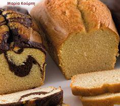 Συνταγές για διαβητικούς και δίαιτα: ΚΕΙΚ ΑΦΡΑΤΟ ΜΕ ΣΤΕΒΙΑ Diabetic Recipes, Cooking Recipes, Healthy Desserts, Yummy Cakes, Recipies, Deserts, Muffin, Food And Drink, Sugar