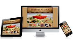 Web Site for Brasilian Restaurant