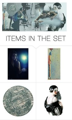 """survival"" by leotajane ❤ liked on Polyvore featuring art and survival"