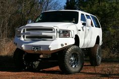 Lifted Ford, Lifted Trucks, Big Trucks, Ford Trucks, Lifted Excursion, Ford Excursion Diesel, Super Fast Cars, Overland Truck, Ford Diesel