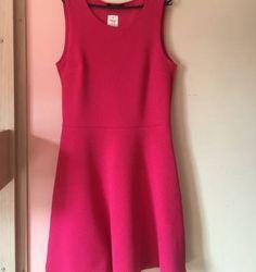 vestido rosa - vestidos sem marca