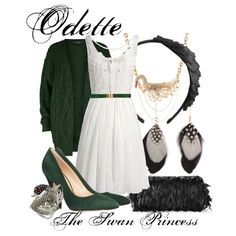 costume for this year??  odette black swan