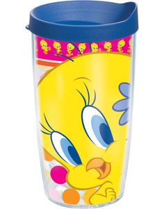 Tervis insulated tumblers...These are the best insulated cups ever! I have 3 of them. They come in so many different styles. Great lids too! They keep cold drinks cold and hot drinks hot!