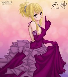 Lucy Heartfilia - Fairy Tail,Anime