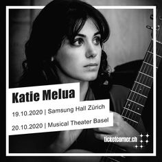 Bezaubernd, bezaubernder, Katie Melua! 😍💕 Die britische Singer-Songwriterin mit georgischen Wurzeln kommt für zwei Shows in die Schweiz. 🎵  🎫 VVK-Start: 22.11.2019, 10 Uhr Basel, Katie Melua, Pop Rocks, Movie Posters, Movies, Georgian, Biography, Roots, British