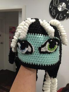 Frankie crochet hat - MH