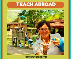 #TeachingAbroad and #education are some of the most popular and impactful international #travel programs or internships that you can take on. Because of the great need for educators worldwide, you're sure to find an opportunity that fits with your background and interests, your age, and your availability.