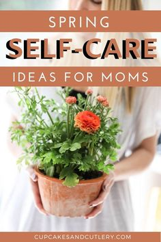 Feeling burned out? Try these easy Spring Self-Care ideas for moms. Me-time is needed for positive mental wellness! Take some time for yourself and do one of these warmer weather activities. Cool Mom Style, Different Types Of Books, Spring Cupcakes, Feeling Burnt Out, Like A Mom, Weather Activities, Johnson And Johnson, Self Care Routine