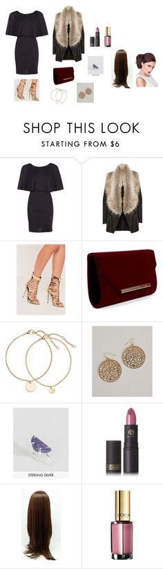 """""""Ayka is"""" by aydannagiyeva ❤ liked on Polyvore featuring Boohoo, River Island, Missguided, BKE, ASOS, Lipstick Queen and L'Oréal Paris"""