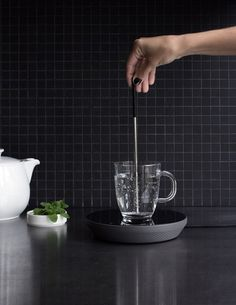 Miito by Nils Chudy - simple induction heating element to boil water in any container