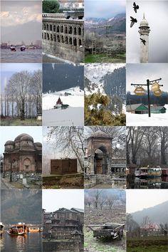 Srinagar, India ... paradise on earth