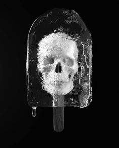 Death flavour ice lolly<-Nico, here is your popsicle. Death flavored just for you.