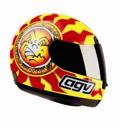 Todos los cascos de Valentino Rossi (Megapost) - Taringa!