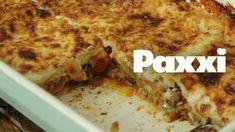 Λαζάνια στο φούρνο - Paxxi E Greek Beauty, Bechamel, Greek Recipes, Lasagna, Macaroni And Cheese, Vegetarian, Yummy Food, Pasta, Vegetables