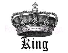 male royal crown   Like this item?