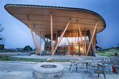 Gallery of Vance Tsing Tao Pearl Hill Visitor Center / Bohlin Cywinski Jackson - 10