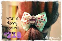 do any of you own any custom created disney-inspired bows?
