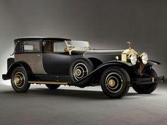 DO YOU LIKE VINTAGE?  /  1929 ROLLS ROYCE