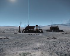 An outpost