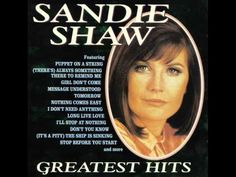 "Sandie Shaw - ""You've Not Changed"""