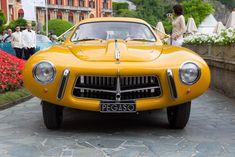 Pegaso Z102 Cupula - Chassis: 102-150-0121 - Entrant: Evert Louwman - 2015 Concorso d'Eleganza Villa d'Este
