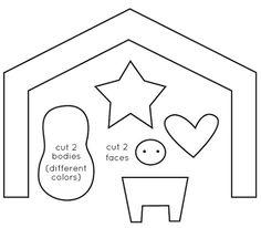manualidades para navidad en goma eva - Buscar con Google