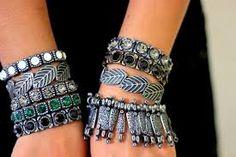 pulseiras 2015 com franja - Pesquisa Google