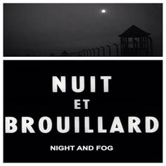 #AlainResnais also won the Prix Jean Vigo award again two years later in 1956, for Nuit et Brouillard (Night and Fog), one of the most important Holocaust documentaries ever made.  Take 30 minutes and watch this #CriterionCollection title.
