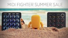 Midi Fighter by DJ Tech Tools