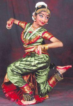 Indian Classical Dance,Bharathanatyam