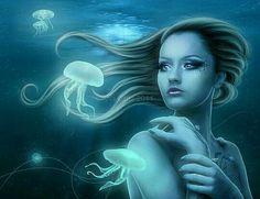 Fantasy Art ~ Beauty And Destruction: http://flip.it/bQnHw