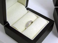 Multiset #Diamond Ring in Platinum   OrlaJames.com
