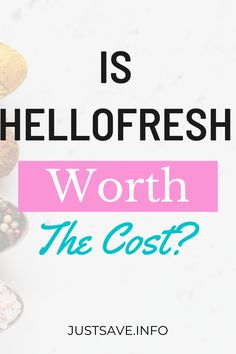 IS HELLOFRESH WORTH THE COST? #ishellofreshworththecost #hellofreshreview #hellofreshrecipes #ishellofreshgood #ishellofreshworththehype #hellofresh Hello Fresh Recipes, Food Inc, Gourmet Cooking, Meal Delivery Service, Frozen Vegetables, Frozen Meals, Plant Based Protein, Types Of Food, Family Love