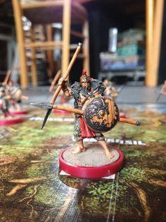 Guerrier du Clan du Loup (Blood Rage)