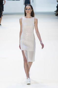 Akris at Paris Fashion Week Spring 2016 - Runway Photos