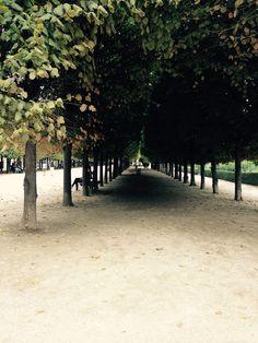 Jardin de palais royale