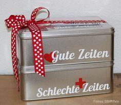 Hochzeitsgeschenk: In guten wie in schlechten Zeiten! « Feines Stöffchen: Nähen für Kinder, kostenlose Schnittmuster, Stickdateien, Stoffe und mehr.
