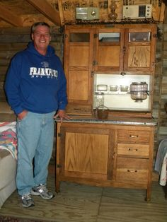 Best Always Wanted One Like This Golden Oak Antique Hoosier 400 x 300