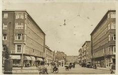 1940's. View on the Uiterwaardenstraat in Amsterdam-Zuid. #amsterdam #1940 #Uiterwaardenstraat
